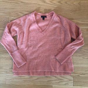 Women'sJ. Crew  v-neck sweater